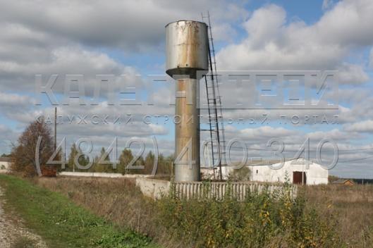 Является ли водонапорная башня рожновского объектом недвижимости