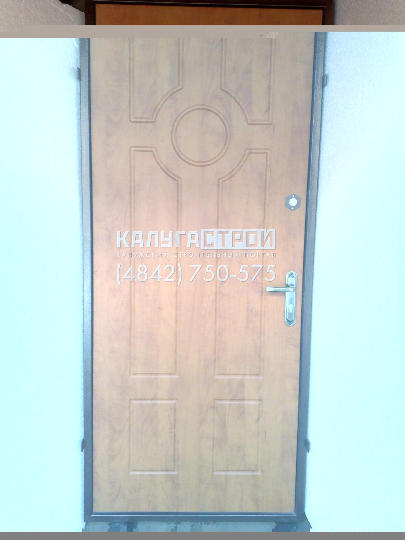стальная дверь лист с двух сторон